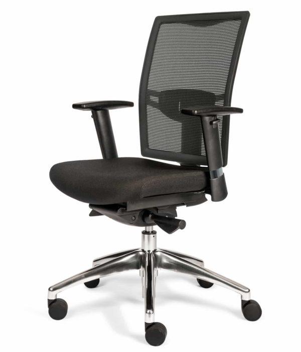 Ergonomische bureaustoel 1412 EN-1335 genormeerd