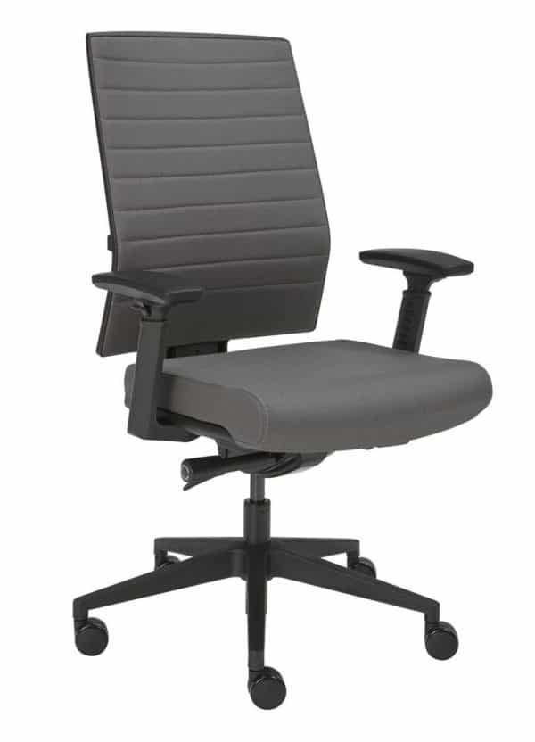 Ergonomische bureaustoel 1332 in stof