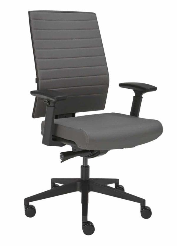 Ergonomische bureaustoel 1332 met armleggers