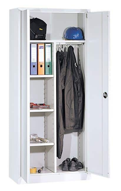 Industriële locker werkplaatskast of garderobekast 195x92x50cm
