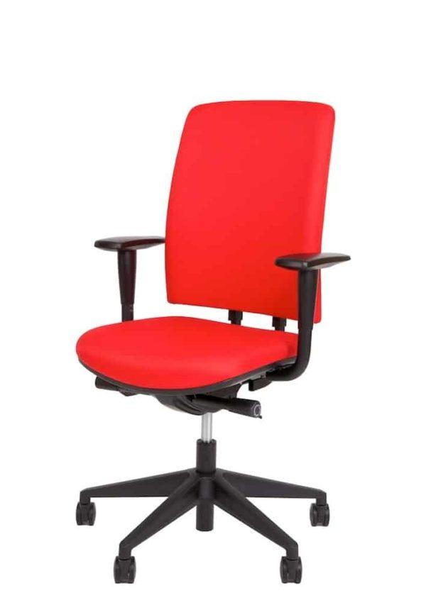 Ergonomische bureaustoel A680 met EN-1335 normering. In diverse kleuren