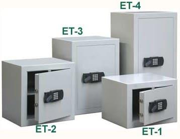 Electronische privékluis ET-4 81x45x39,5cm