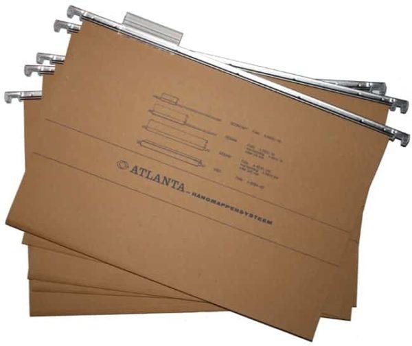 Hangmappen Folio 50 stuks