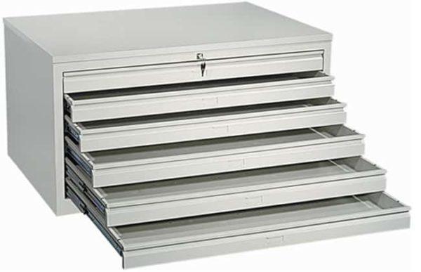 Tekeningladekast A1 64x113x83cm (hbd)