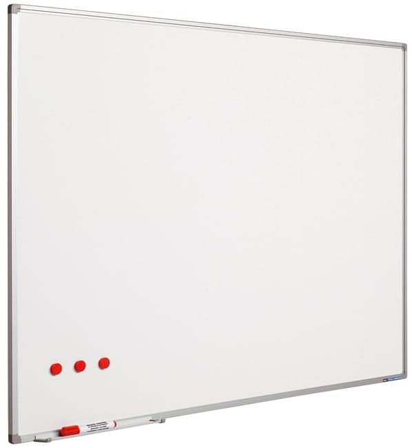 Whitebord wit geëmailleerd staal