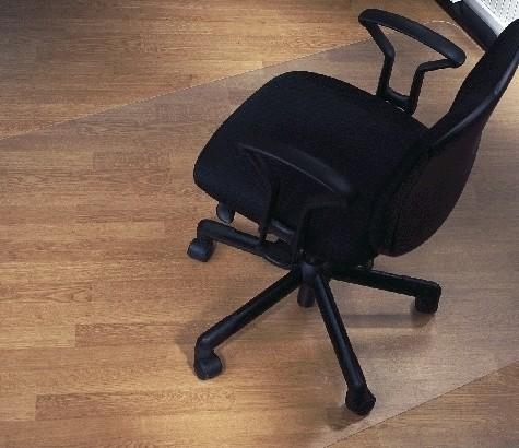 Vloermat bureaustoel voor harde vloer