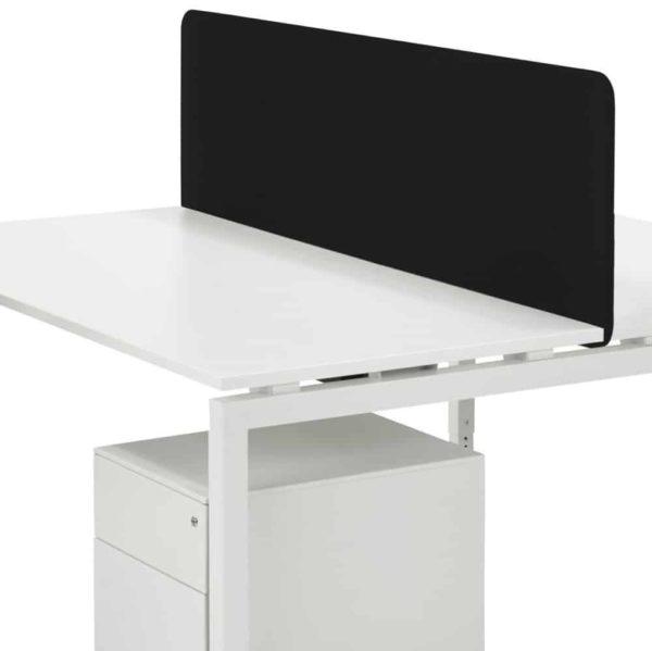 Bureauscherm voor bureau of bench