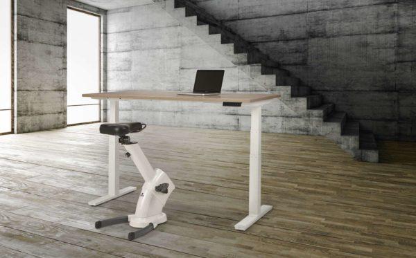 Ergonomisch elektrische verstelbaar zit-sta bureau