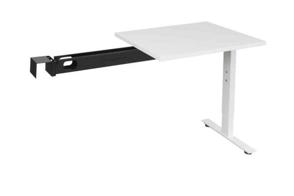 Bureau t-poot aanbouwtafel Design Teez