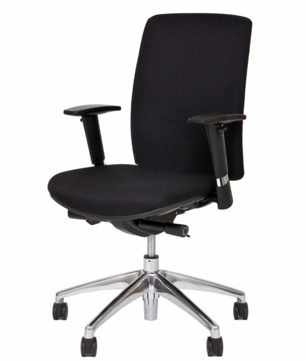 Ergonomische bureaustoel 1414 EN1335 genormeerd