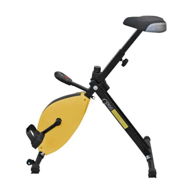 Schaffenburg ergonomische fietsstoel, model Cyclo Deskbike