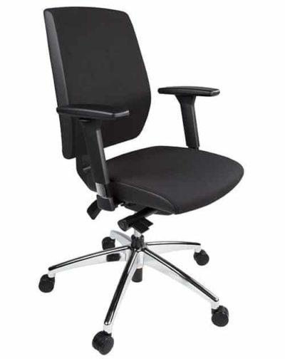 Bureaustoel Basic Plus TT met EN-1335 goedkeuring