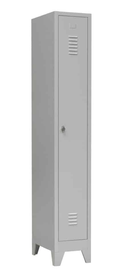 Industriële locker garderobekast 1- delig